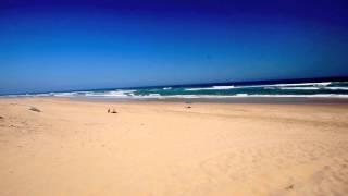 Kopie von endless beaches at south africa west coast