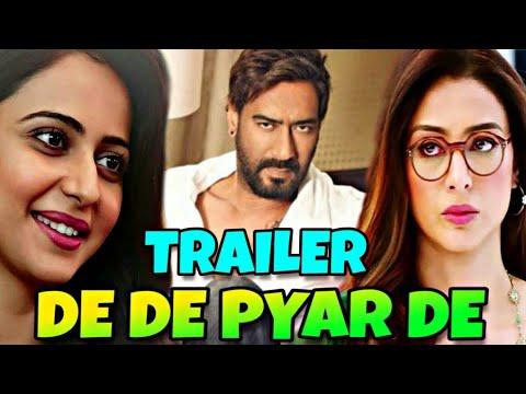 De De Pyar De Trailer Release Date Confirmed, Ajay Devgn, Tabu, Rakul Preet Singh, De De Pyar De