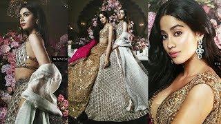 Jhanvi Kapoor and Khushi Kapoor Looks Stunning at Isha Ambani