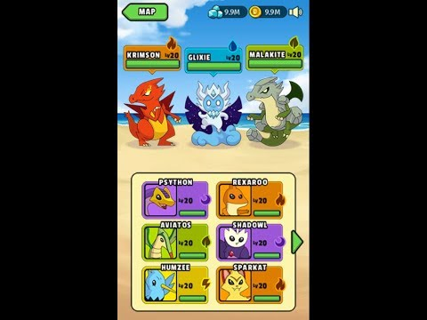mega hack Dynamons world and get 4 hidden king dynamon (root required)