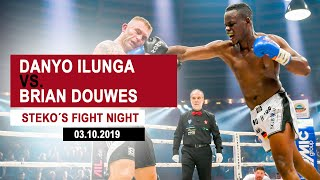 Danyo Ilunga vs. Brian Douwes: Stekos Fight Club - 03.10.2019  - Circus Krone