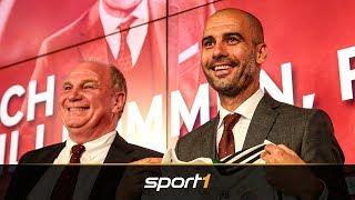 Pep Guardiola wollte nicht Bayern-Trainer werden | SPORT1 - DER TAG