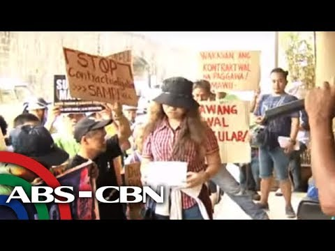 Business Nightly: Labor groups urge Duterte to sign EO vs 'endo'