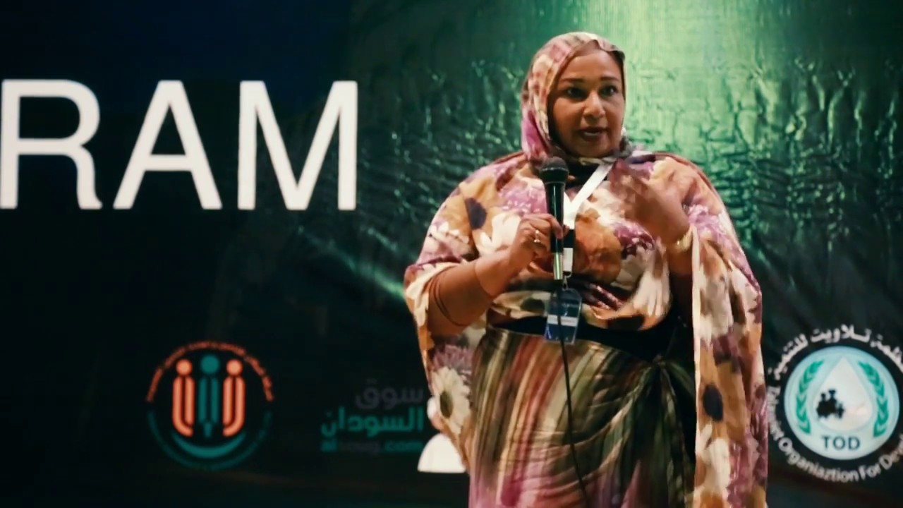 Creative writing for women | Bahja Jalal | TEDxMukram