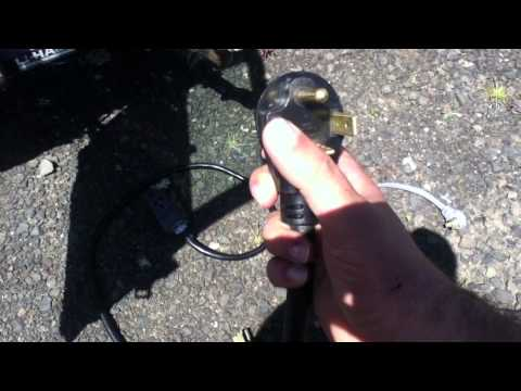 tig welding lead hook up