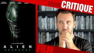Zoom - Alien covenant (critique du film)