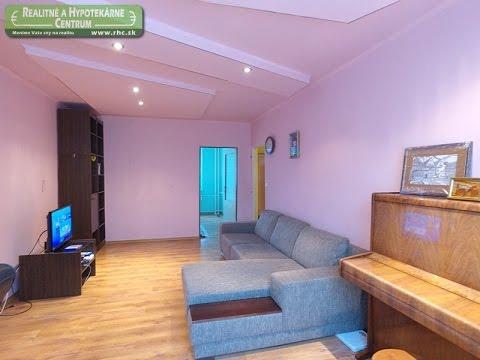 4-iz. byt s loggiou - Obrancov mieru, Bardejov (PB0002)