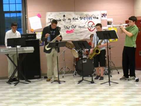 """Summertime"" by the Frank Ward Strong School Jazz Combo Band"