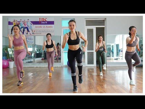 35 Phút Tập Luyện KINH ĐIỂN Đốt Cháy 400 CALO – Giảm Cân ĐƠN GIẢN tại NHÀ | Inc Dance Fit