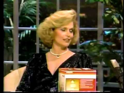 Lee Remick on Joan Rivers Show (1986 interview)