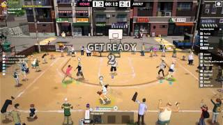 FreeStyle2 - Street Basketball Gameplay [PC] #2