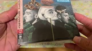 Clean Bandit What Is Love Japan Deluxe Edition Unboxing