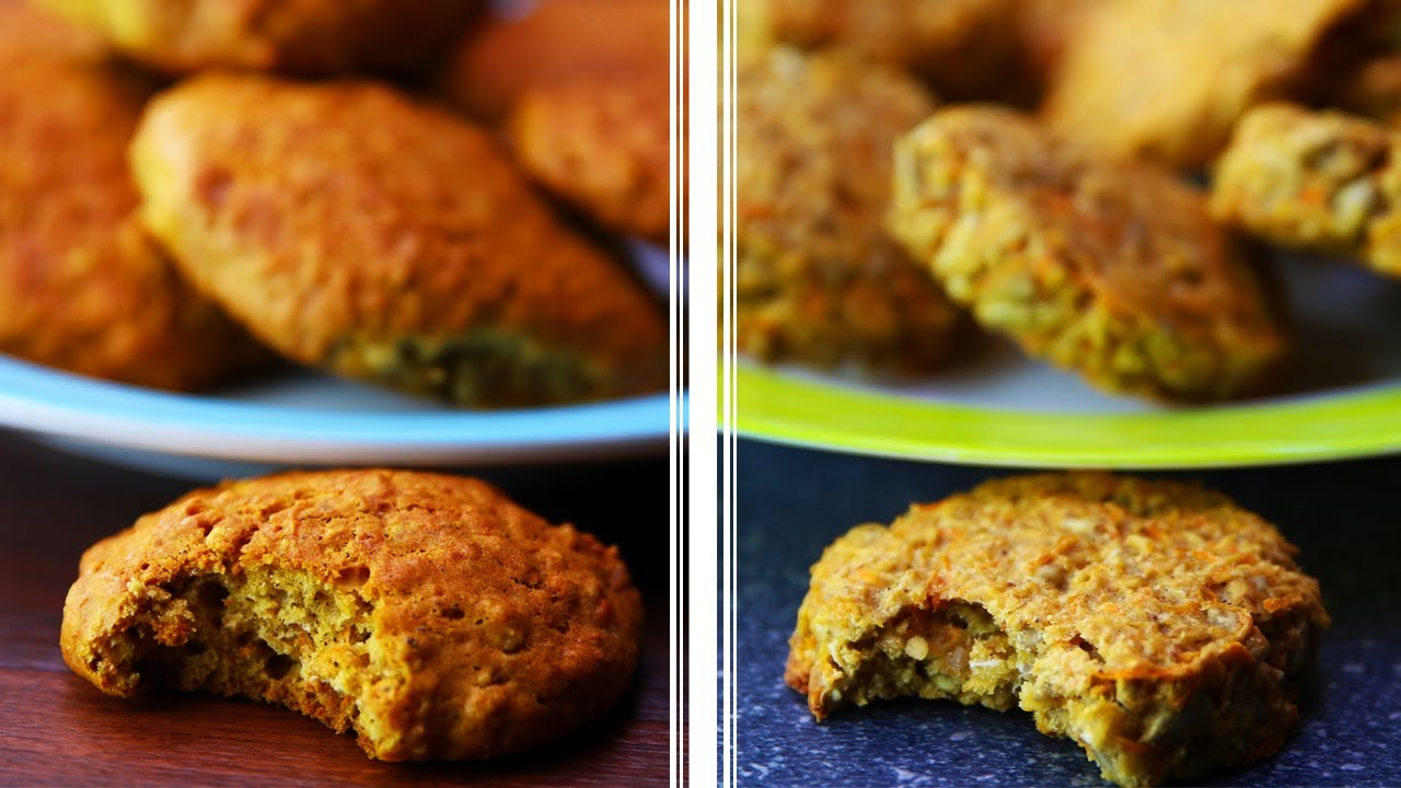 6 Healthy Oatmeal Cookies For Weight Loss Youtube