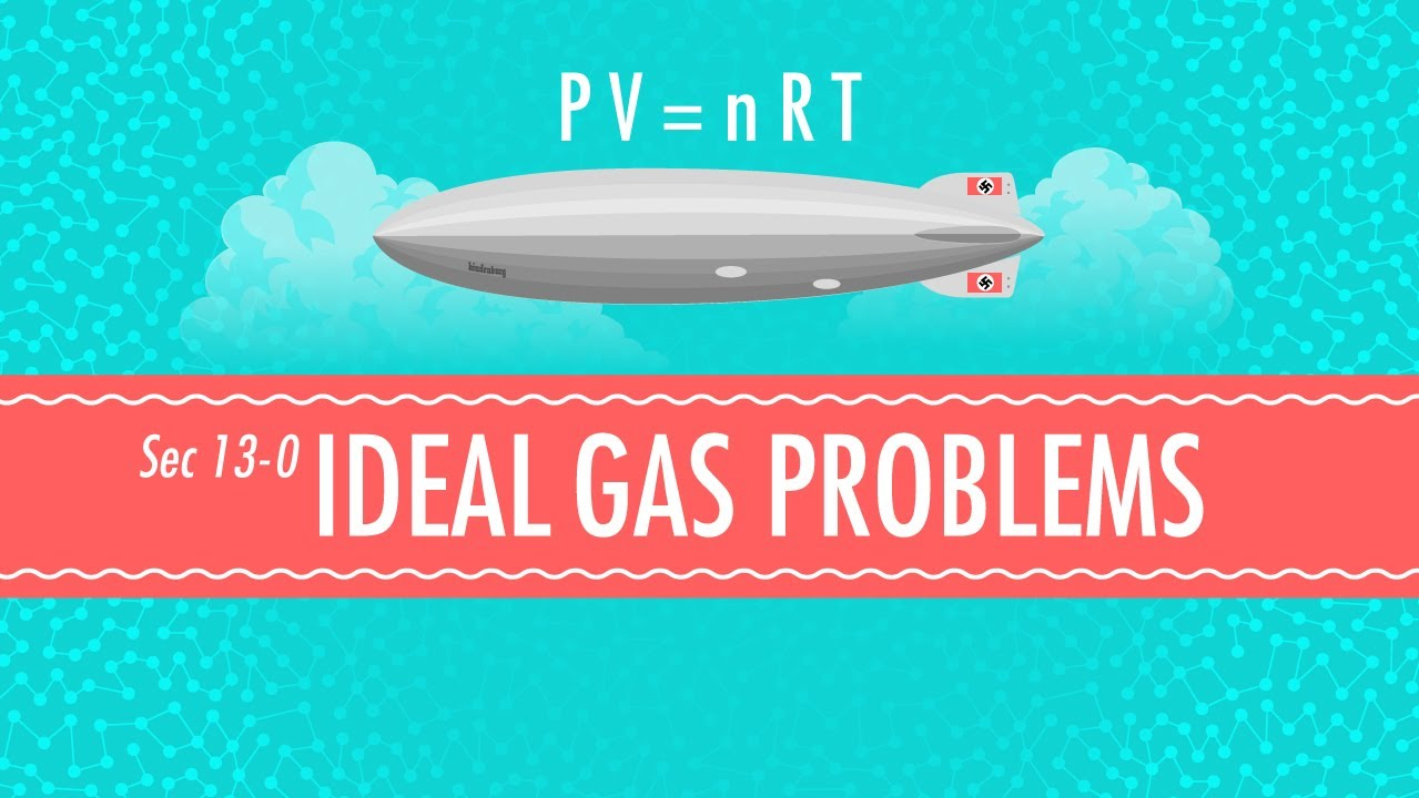 Gas Ideal Youtube