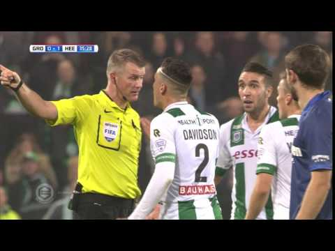 Samenvatting FC Groningen - sc Heerenveen 0-3