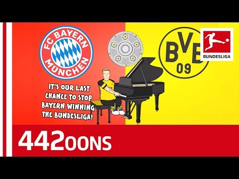 Dortmund vs. Bayern Season Final Song