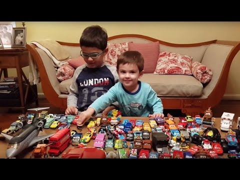Juan Toys - Our Disney Pixar Cars Diecast Collection