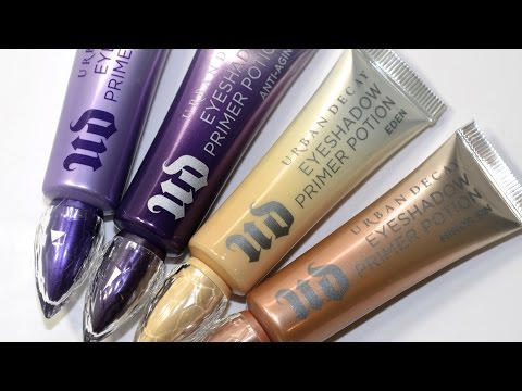 New Urban Decay Primer Potion