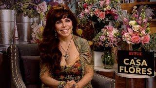 La Casa de las Flores - Verónica Castro a solas