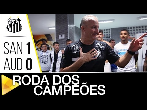 Santos 1 x 0 Audax | RODA DOS CAMPEÕES | Paulistão (08/05/16)