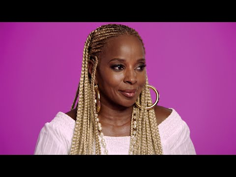 The Best Advice Mary J Blige Ever Got