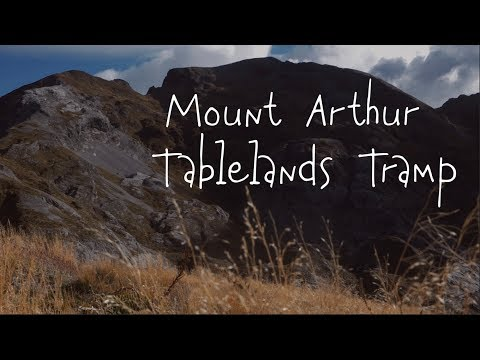 Mt Arthur-Tablelands, Kahurangi, Nelson, New Zealand