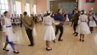 Городской конкурс на лучшее исполнение вальса среди выпускников школ прошел в Гомеле