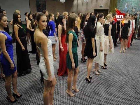 Участницы конкурса «Мисс Россия 2014» провели репетицию субботнего финала