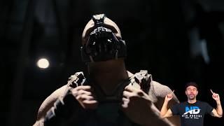 Movie Night Fight Night - Batman V.S Bane with Nick Drossos [S1E3]