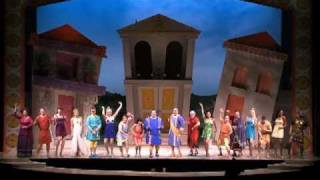 A Funny Thing Happened on the Way to the Forum Montage