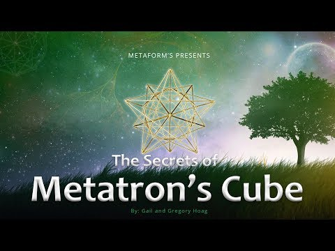 The Secret of Metatron's Cube and Sacred Geometry