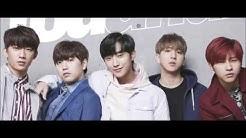 B1A4 - Blue Moon KAN/ROM/ENG Lyrics (歌詞)