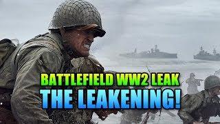 Dice Is Making Battlefield WW2 - According To Recent Leak