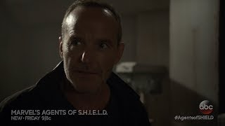 "Marvel's Agents of S.H.I.E.L.D. Season 5, Ep. 7 -- ""Coulson's Escape Plan"" Teaser"