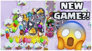 *NEW* Bloons Tower Defense Game! - BTD On Xbox One X + CODE GIVEAWAY!