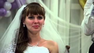 Жених спел песню невесте на свадьбе! ДО СЛЕЗ!