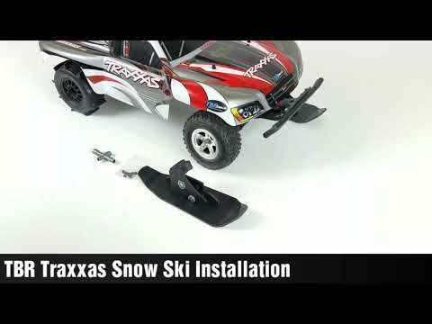 Download How To Install Snow Skis On Traxxas Slash 2wd