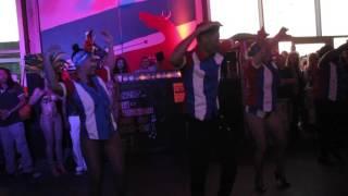 Cubansk danseshow ved Stine Ortvad og Cubakultur.dk på Street Food