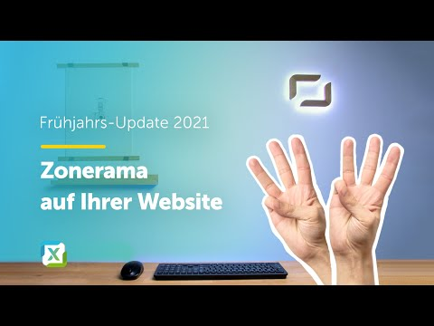 Zonerama auf Ihrer Website