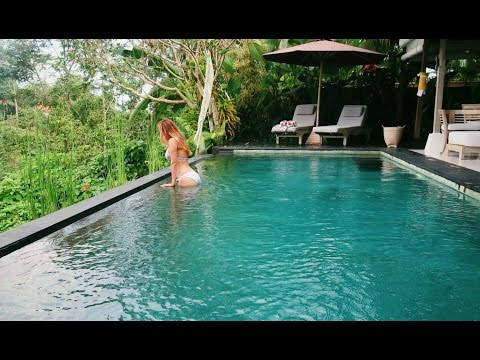 BALI VILLA TOUR! ☼ Ubud, Bali