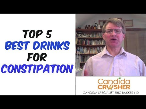 The 5 Best Drinks For Constipation