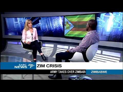 Amnesty International's take on Zimbabwe crisis
