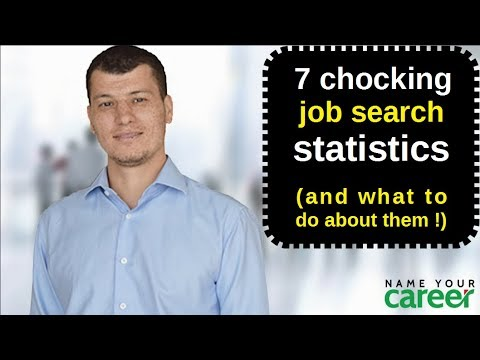 7 chocking job search statistics and what to do about them! (FULL)