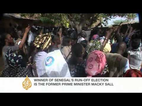 Senegal's Wade concedes election defeat