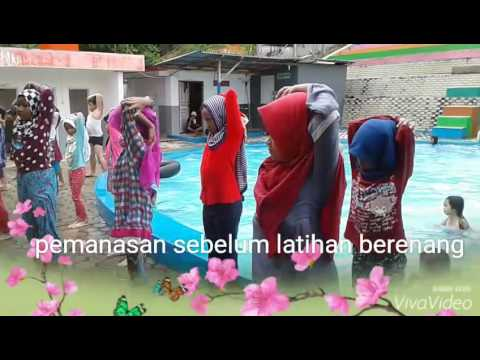 Video latihan Gerakan Renang M.I Nurul Islam Ngabang 2016