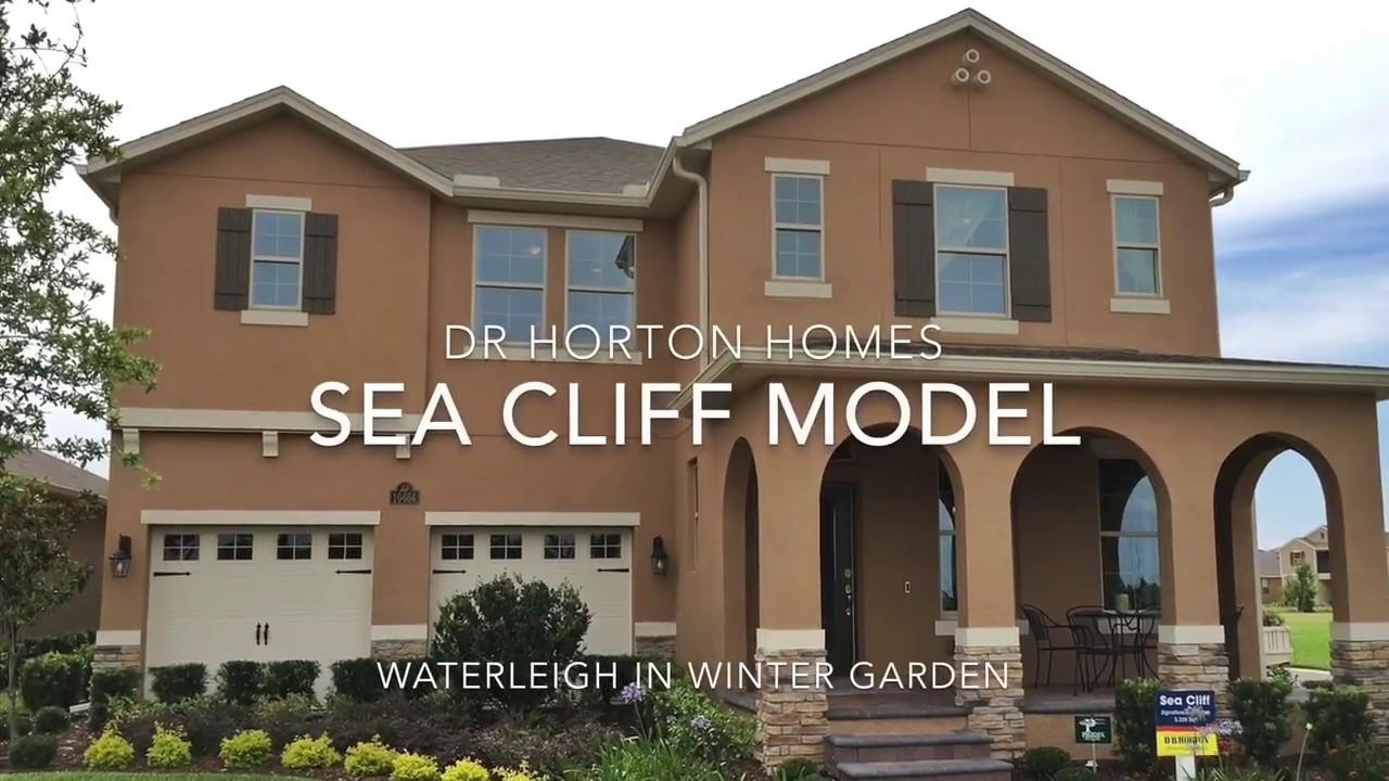 Sea Cliff Model Home At Waterleigh | Winter Garden FL | DR Horton ...