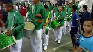 FOLIA DOS REIS - VERDE BRANCA Morro da Formiga, RJ 24/09/2011