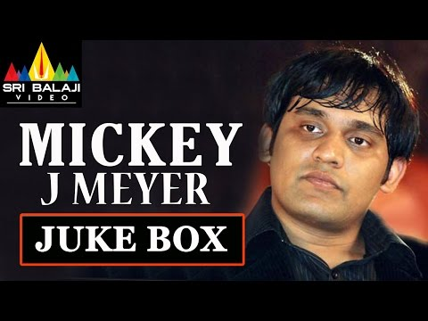 Mickey J Meyer Hit Songs | Telugu Video Songs Jukebox | Sri Balaji Video