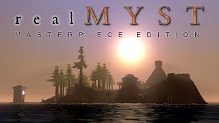 A TIMELESS CLASSIC - Live Plays - realMyst: Masterpiece Edition - Full Playthrough