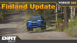 Dirt Rally: Too Close For Comfort - Finland - Subaru Impreza 2001 WRC